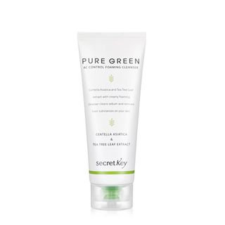 Secret Key Pure Green AC Control Cleanser 150ml 150ml
