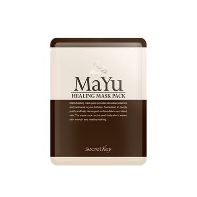 Secret Key MAYU Healing Mask Pack 1pc 20g