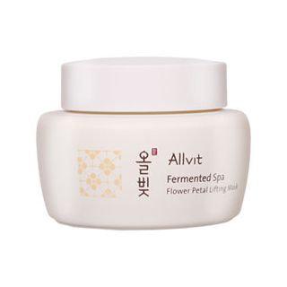 Allvit Fermented Spa Flower Petal Lifting Mask 100ml 100ml