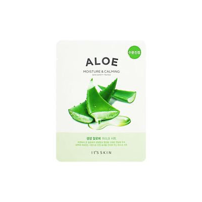 It's Skin The Fresh Mask Sheet (Aloe) 1sheet 18g