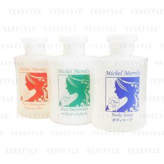 Sakura Kokoro - Michel Merrily Travel Bath Set 1 set