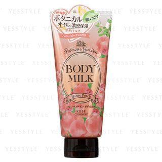 Kose - Precious Garden Body Milk (Honey Peach) 200g