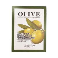 Skinfood Everyday Olive Facial Mask Sheet 1sheet 21g
