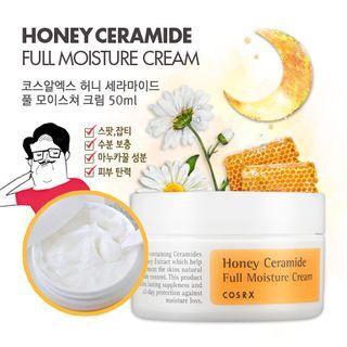 Cosrx Honey Ceramide Full Moisture Cream 50ml 50ml