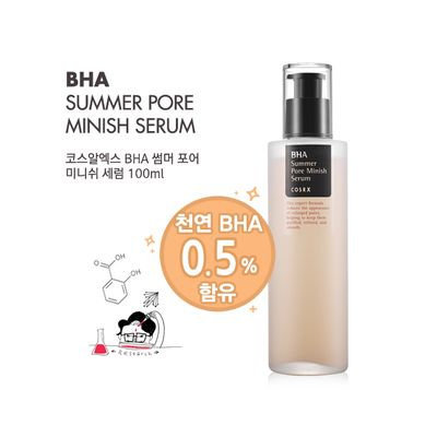 Cosrx BHA Summer Pore Minish Serum 100ml 100ml