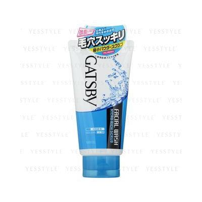 Mandom - Gatsby Facial Wash (Micro Rich Scrub) 130g