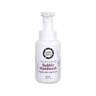 Happy Bath Lilac & Lavender Bubble Hand Wash 250ml 250ml