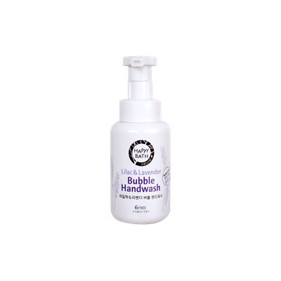 Happy Bath Lilac & Lavender Bubble Hand Wash 250ml 250ml