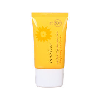 INNISFREE Perfect UV Protection Cream Long Lasting for Dry Skin SPF50+ PA+++ 50ml