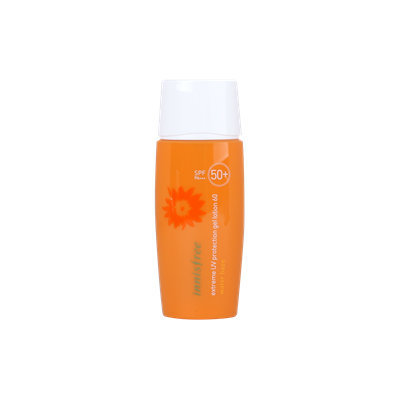 Innisfree - Extreme UV Protection Gel Lotion 60 Water Base SPF50+ PA+++ 50ml