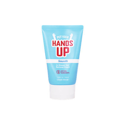 Etude House Put Your Hands Up Smooth In-Shower Hair Removal Cream 100ml 100ml