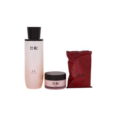 HANYUL - VIP Kit: Essential Skin 150ml + Moisturizing Cream 14ml + Soap 70g 3pcs
