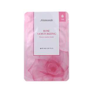 Mamonde Flower Essence Rose Moisturizing Mask
