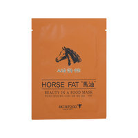 Skinfood Beauty in a Food Mask Sheet Horse Fat