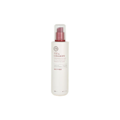 The Face Shop - Pomegranate & Collagen Volume Lifting Emulsion 140ml 140ml