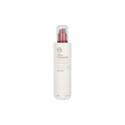 The Face Shop - Pomegranate & Collagen Volume Lifting Toner 160ml 160ml