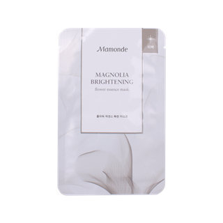 Mamonde Mangollia Brightening Flower Essence Mask