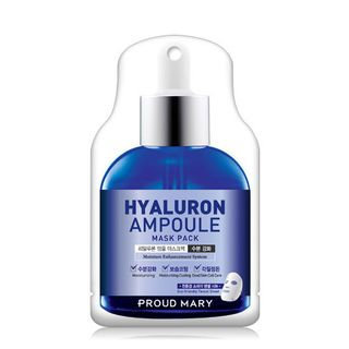 PROUD MARY - Hyaluron Ampoule Mask Pack 25g