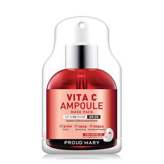 PROUD MARY - Vita C Ampoule Mask Pack 25g