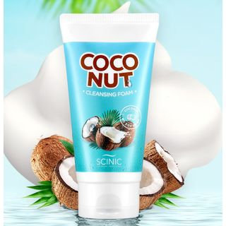 SCINIC - Coconut Cleansing Foam 150ml 150ml
