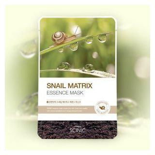 SCINIC - Snail Matrix Essence Mask 1pc 20ml