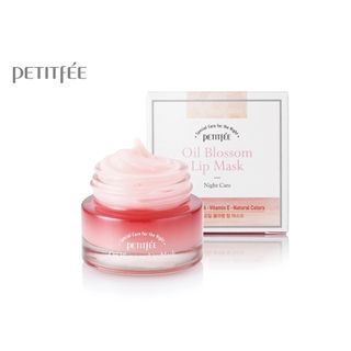 PETITFEE - Oil Blossom Lip Mask (Camelia Seed Oil) 15g 15g