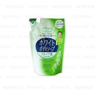 Kose - Softymo AHA White Body Soap (Refill) 420ml