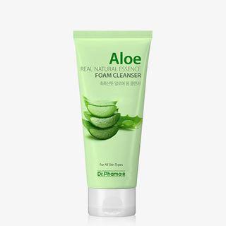 Dr.phamor DR. PHAMOR - Aloe Rearl Natural Essence Foam Cleanser 120ml 120ml