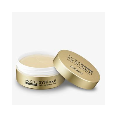 Dr.phamor DR. PHAMOR - McCELL SKIN SCIENCE 365 Syn-Ake Hydro-Gel Gold Eye Patch 60pcs 90g