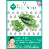 Sun Smile - Pure Smile Essence Mask Series For Milky Lotion (Aloe) 1 pc