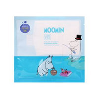 CAREZONE - Moomin Doctor Solution Nordenau Water Ampoule Pop Mask 1pc 25ml