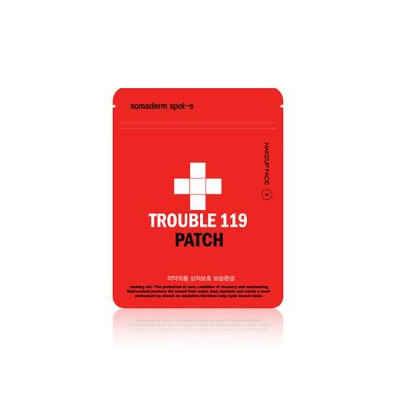 NAKEUP FACE - Trouble 119 Patch (24patches) 24 Patches