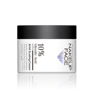 NAKEUP FACE - 10% AHA Scaling Cream 50ml 50ml