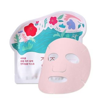 Ciracle - From Jeju Camellia Flower Anti-Wrinkle Mask 10pcs 21g x 10