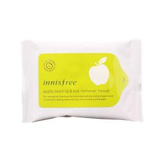Innisfree - Apple Seed Lip & Eye Remover Tissue 30pcs 30g