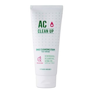 Etude House - AC Clean Up Daily Cleansing Foam 150ml 150ml
