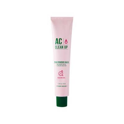 Etude House - AC Clean Up Pink Powder Mask 100ml 100ml