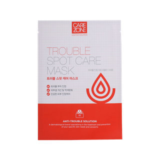 CAREZONE - Care Zone Doctor Solution Trouble Spot Care Mask 1 sheet