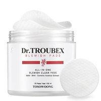 TOSOWOONG - Dr. Troubex Blemish Pads 70pcs 155ml
