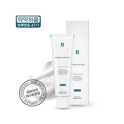 TOSOWOONG - Cica Clinic SOS Repair Cream 50g 50g