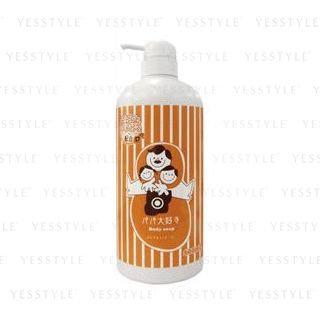 Pelican Soap - I Love Daddy Body Soap 600ml