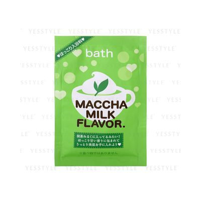 Pelican Soap - Maccha Milk Flavor Bath 25g