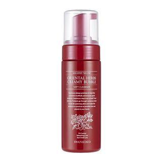 SWANICOCO - Oriental Herbs Creamy Bubble Soft Cleanser 150ml 150ml