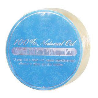 SWANICOCO - Camellia Shampoo Soap 100g