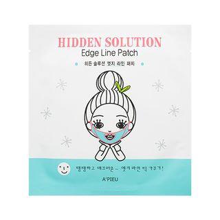 A'pieu APIEU - Hidden Solution Edge Line Patch (1pc) 1pcs