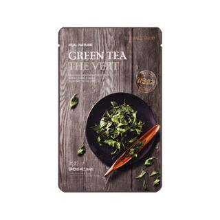 The Face Shop Real Nature Green Tea Mask Sheet