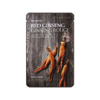 The Face Shop - Real Nature Mask Red Ginseng 1 sheet