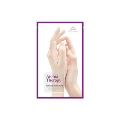 ROYAL SKIN - Aromatherapy Lavender Hand Mask 15g x 1 pair