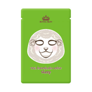 Enc Cosmetic Inc. RoyalSkin Sheep Animalian 25g Mask (Pack of 10)