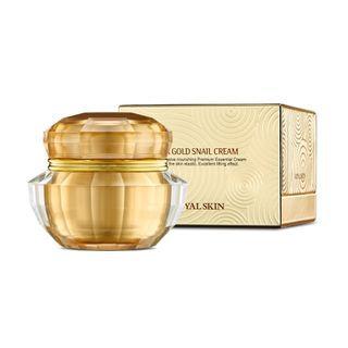 ROYAL SKIN - 24K Gold Snail Cream 50ml 50ml